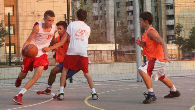Džanan Musa, igrač Anadolu Efes S.K. i učesnik Sportskih igara mladih