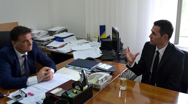 Ministarstvo kulture i sporta Kantona Sarajevo podržalo Sportske igre mladih