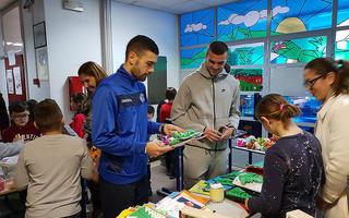SIM Društvena odgovornost: Podrška 9. Zimskom humanitarnom bazaru u OŠ Skender Kulenović iz Sarajeva
