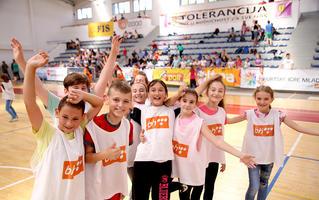 BH Telecom Sportske igre mladih oduševile mališane u Vitezu, Tešnju i Tomislavgradu