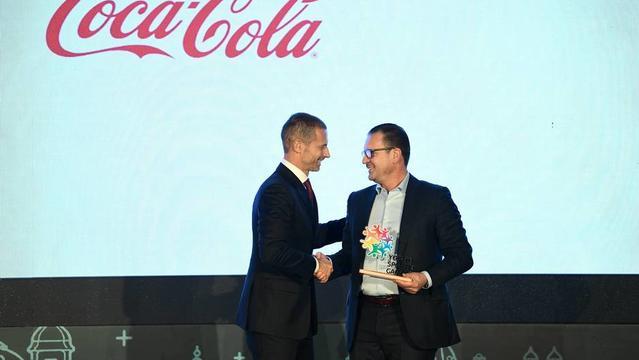 Predsjednik UEFA-e Aleksander Čeferin novi ambasador