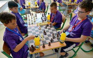 Raspored takmičenja u šahu