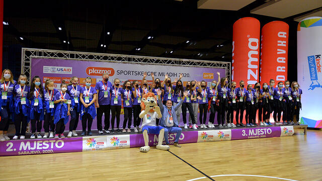 Takmičenja, osmijesi i medalje na Velikom finalu