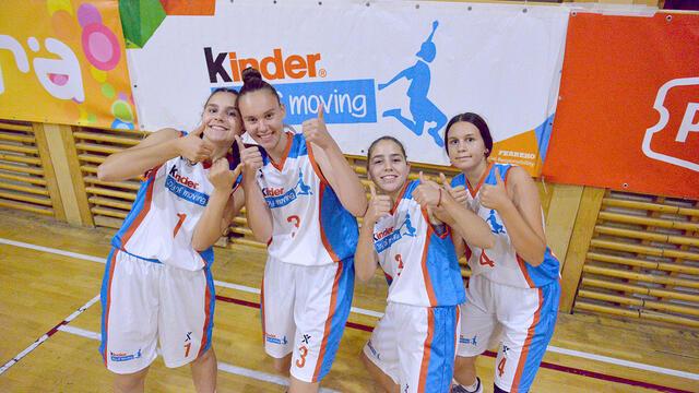 Kinder Joy of moving CUP u košarci i u 2021. godini